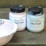 Chalk paint tester pots