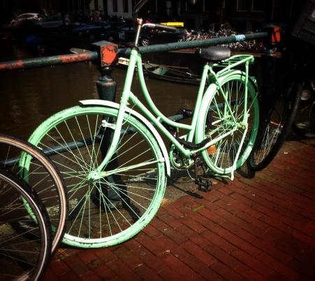 Mint Bike Amsterdam