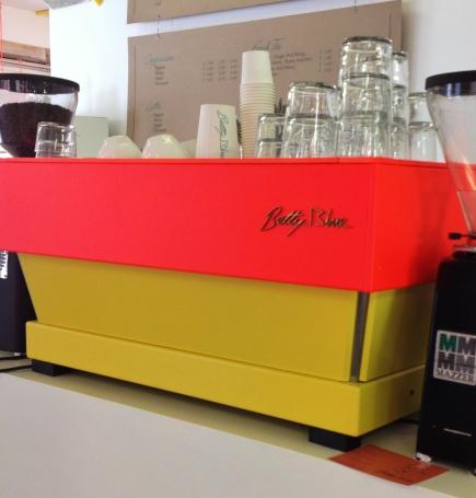 Betty Blue Coffee
