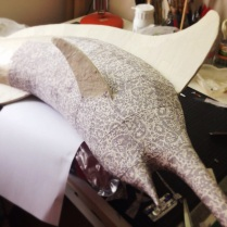 Adding Liberty fabric