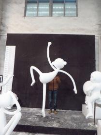 Initial 3D form